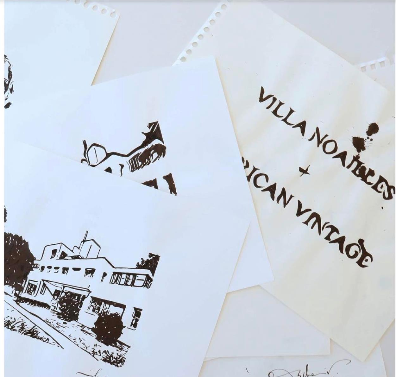 American Vintage x Nicolas Ouchnir