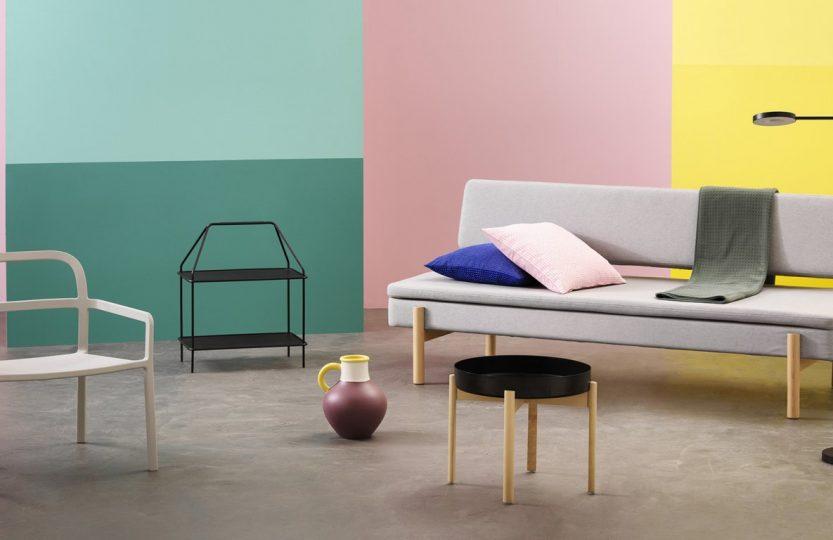 IKEA x HAY : la collab' design de la rentrée aux couleurs scandinave !