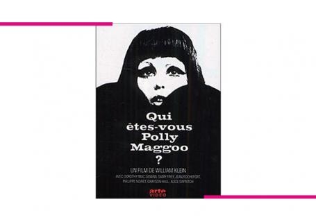 #WeLoveFashionMovie – Mars : Polly Maggoo